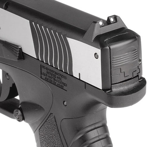 BP9CC CO2 Dual-Tone Pistol