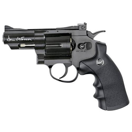Low Power CO2 Revolver