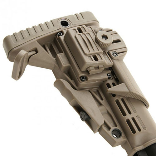 M4 Carbine CAA Airsoft Rifle - Tan