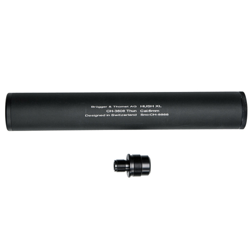 ASG Hush XL Airsoft Rifle Barrel Extension