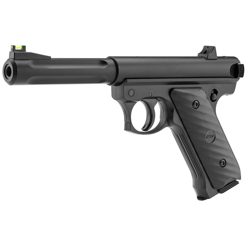 Ruger MK-II Airsoft Black CO2 Pistol