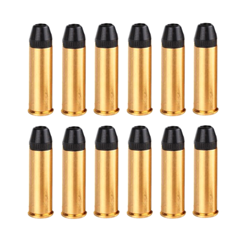 Dan Wesson Pellet Revolver Cartridges -12pcs