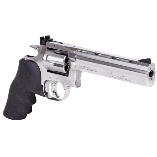 715 BB Revolver 6 Inch - Silver