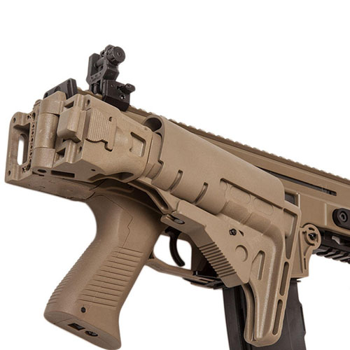 805 BREN A1 Airsoft Assault Rifle - Desert