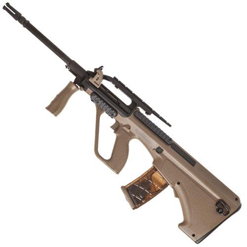 Steyr AUG A2 Electric Airsoft Rifle - Tan