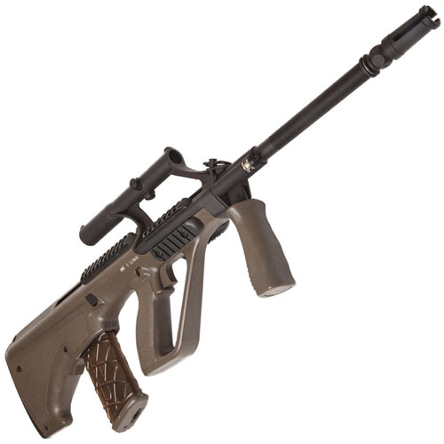 Steyr AUG A1 Electric Airsoft Rifle - Olive Drab