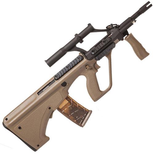 Steyr AUG A1 Electric Airsoft Rifle - Tan
