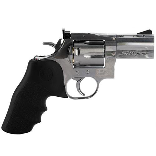 2.5 Inch Silver BB Gun