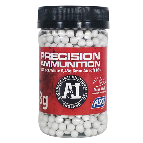 Precision Ammunition Heavy Airsoft BBs
