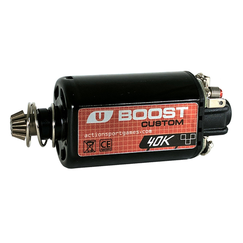 Ultimate Upgrade Boost 40K Airsoft Motor