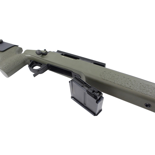 McMillan M40A5 Gas Airsoft Sniper Rifle