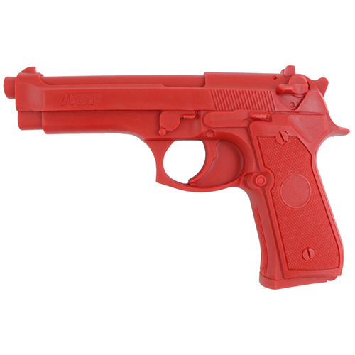 9mm .40 Beretta Red Training Pistol