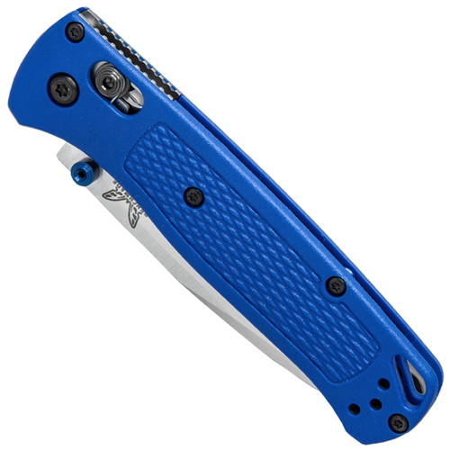Benchmade Bugout Folding Knife - Half Serrated Edge