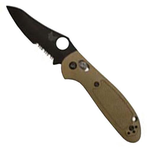 Benchmade Mini Griptilian Black Folding Knife