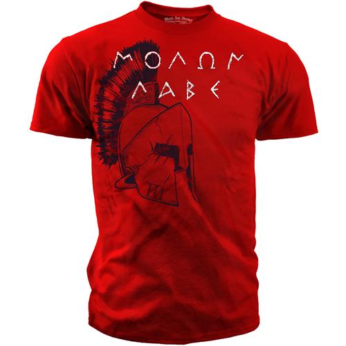Spartan Molon Labe T-Shirt