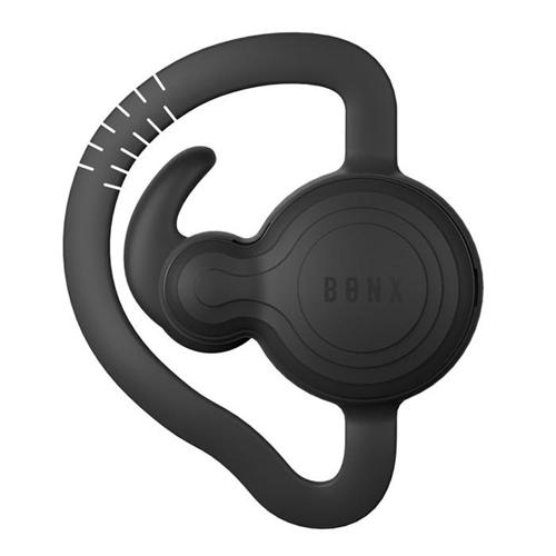 BONX Grip Bluetooth Group-Talk Earpiece - Black