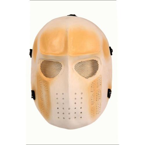 Elite Jason Desert Storm Airsoft Mask