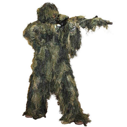 Ghillie Hunting Suit