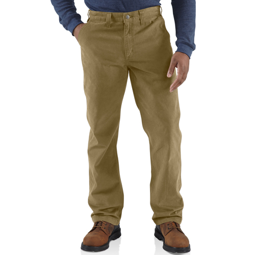 Rugged Work Khaki Pant