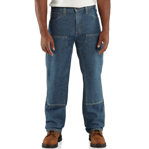 Carhartt Flame-Resistant Utility Denim Double-Front Jean