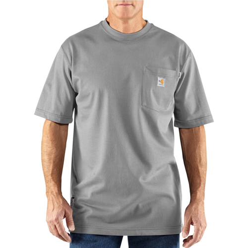 Carhartt Flame-Resistant Force Short-Sleeve T-Shirt