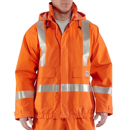 Carhartt Flame-Resistant Rain Jacket