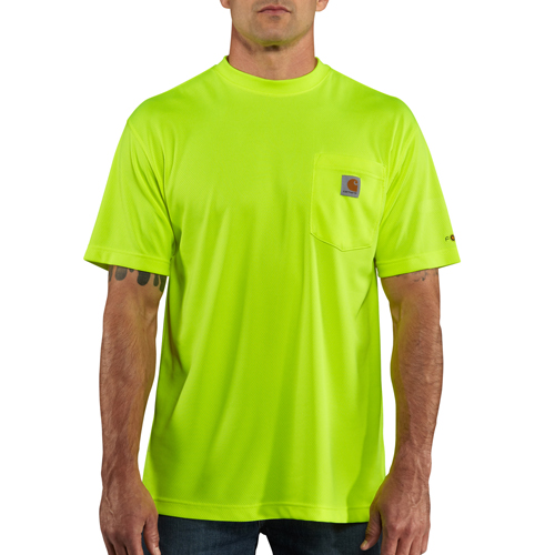 Carhartt Force Color Enhanced Short-Sleeve T-Shirt