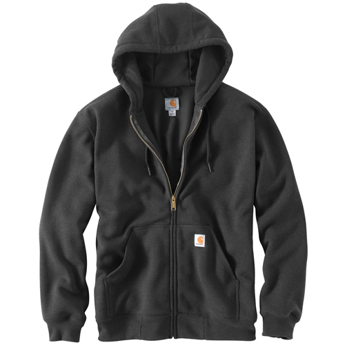 Carhartt Thermal-Lined Hooded Zip-Front Sweatshirt
