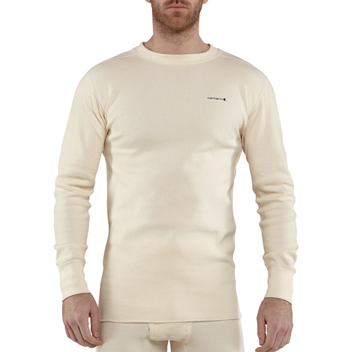 Carhartt Cotton Super-Cold Weather Crewneck Top