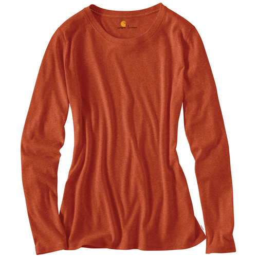 Carhartt Calumet Womens Long Sleeve Crewneck