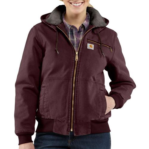 Carhartt Womens Weathered Duck Wildwood Jacket