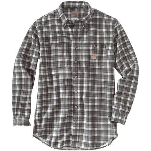 Carhartt Flame-Resistant Classic Plaid Shirt