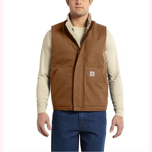 Carhartt Flame-Resistant Mockneck Vest