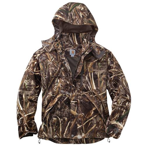 Camo Shoreline Jacket