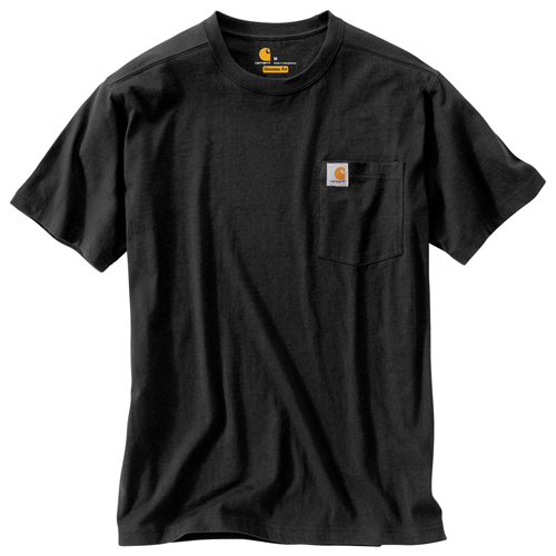 Carhartt Maddock Pocket Short-Sleeve T-Shirt
