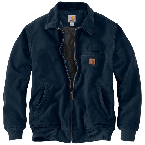 Carhartt Bankston Quilted Flannel Lined Jacket