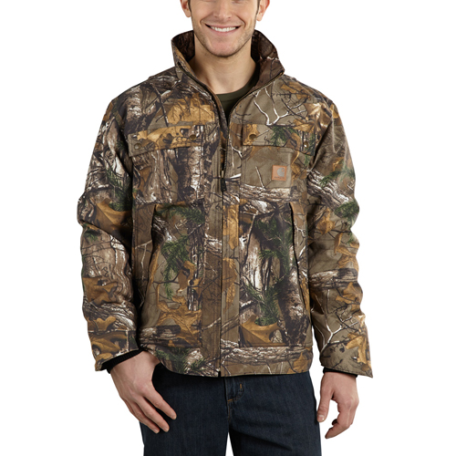 Carhartt Quick Duck Camo Traditional Jacket
