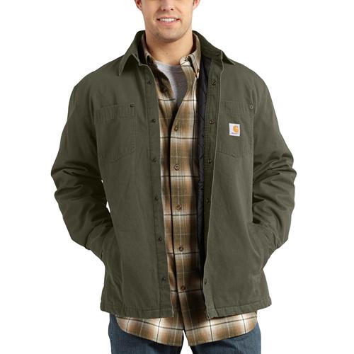 Carhartt Chatfield Ripstop Shirt Jacket
