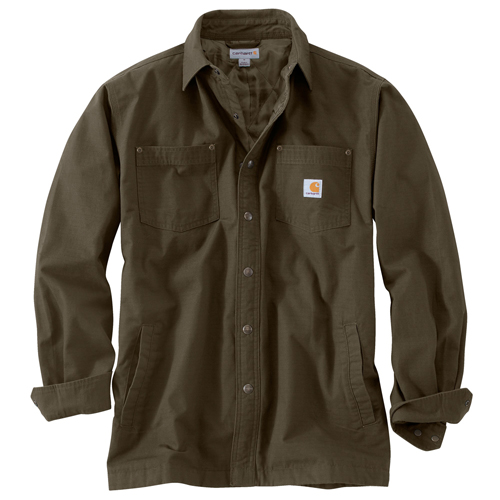 Carhartt Chatfield Ripstop Shirt Jacket