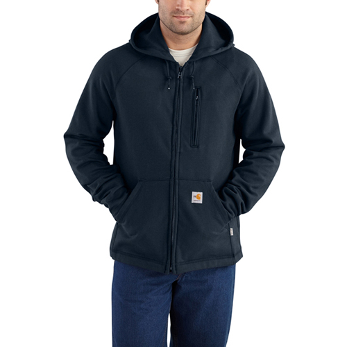 Carhartt Flame-Resistant Force Hooded Full-Zip Fleece