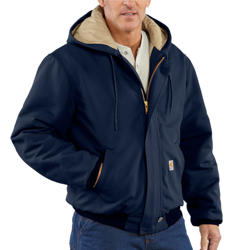 Carhartt Flame-Resistant Duck Active Quilt Lined Jacket