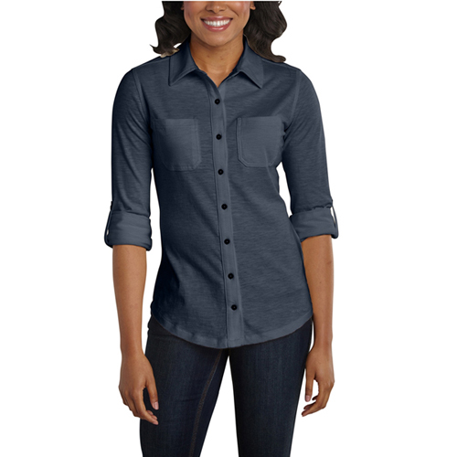 Carhartt Womens Cotton Medina Shirt