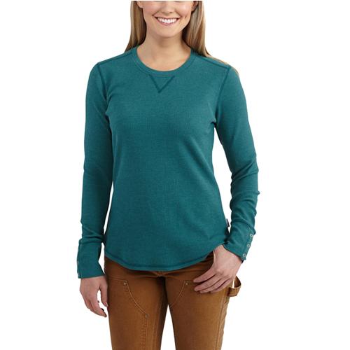 Carhartt Womens Meadow Waffle Knit Shirt