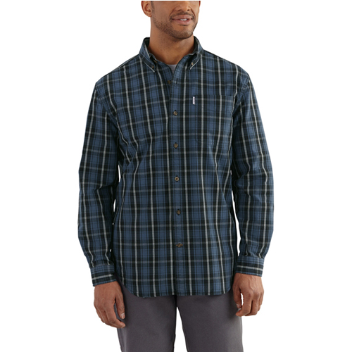 Carhartt Bellevue Plaid Long-Sleeve Shirt