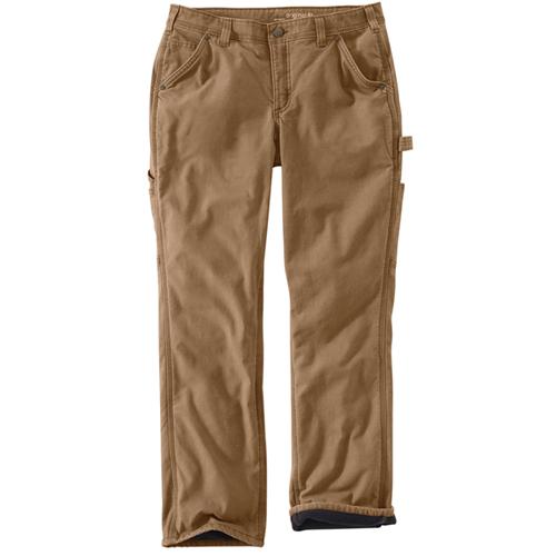 Carhartt Fleece Lined Crawford Pants