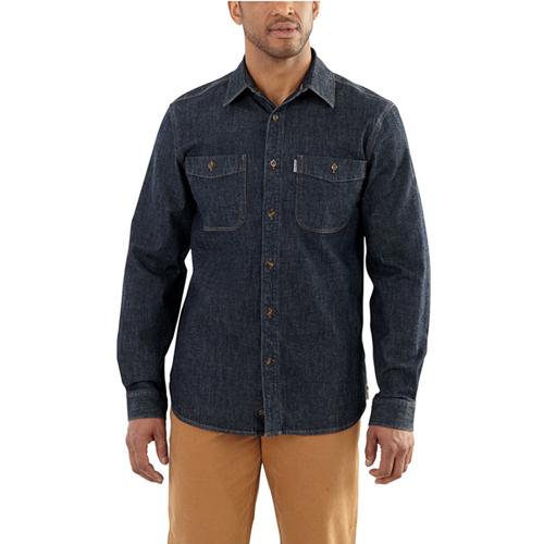 Carhartt Rugged Flex Patten Denim Shirt