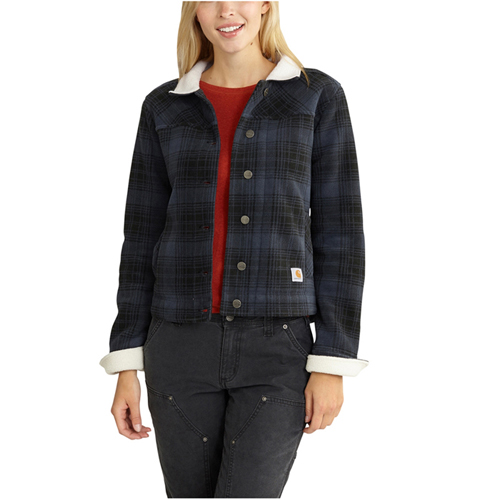 Carhartt Womens Cedar Fleece Sherpa Jacket