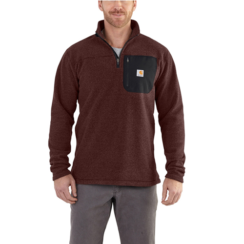 Carhartt Walden Quarter-Zip Fleece Sweater
