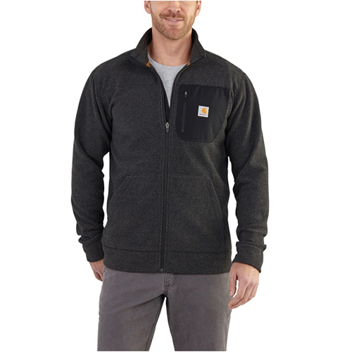 Carhartt Stretchable Walden Full-Zip Fleece Sweater
