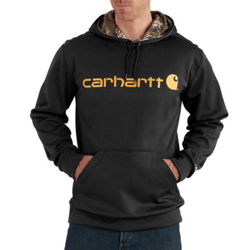 Carhartt Force Extremes Signature Graphic Hooded Sweatshirt